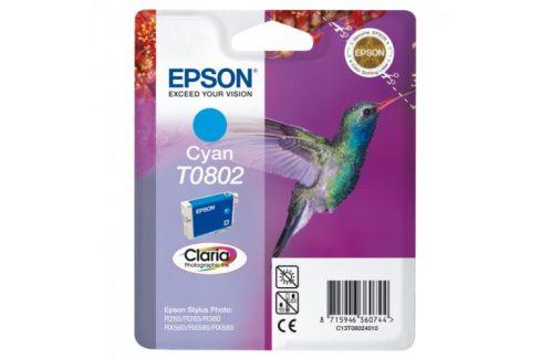 Epson T0802, 7,4ml (C13T08024021) Inkousty a refillkity