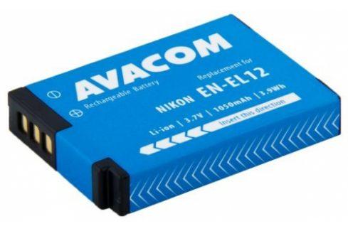 Avacom pro Nikon EN-EL12 Li-ion 3.7V 1050mAh (DINI-EL12-731N2) Foto - Video baterie - originální