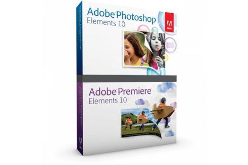 Adobe PhotoShop 10 + Premiere 10 Ostatní příslušenství