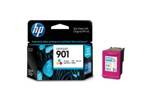 HP OfficeJet J4580, No. 901, 9 ml, 360stran, CMY (CC656AE#UUS) Inkousty a refillkity