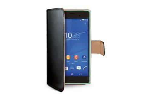 Celly na Sony Xperia Z3 Compact (WALLY436) Pouzdra na mobilní telefony