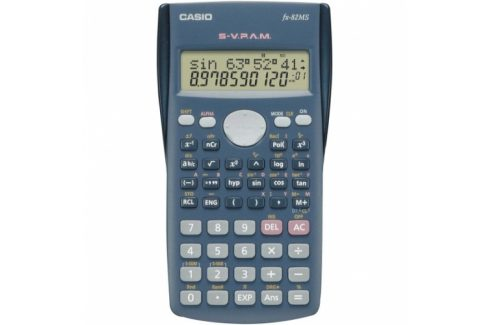 Casio FX 82  MS (39151) Kalkulačky
