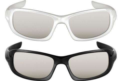 SONOROUS polarizační, pasivní, pro 3D TV (364374) 3D brýle