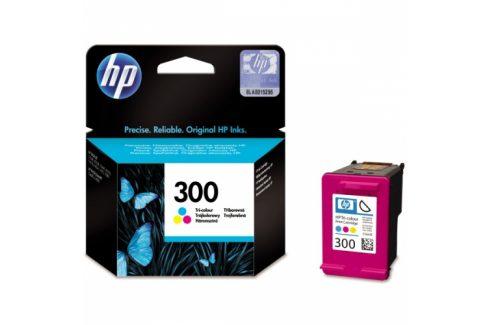 HP č.300 (4 ml) CMY (CC643EE) Inkousty a refillkity