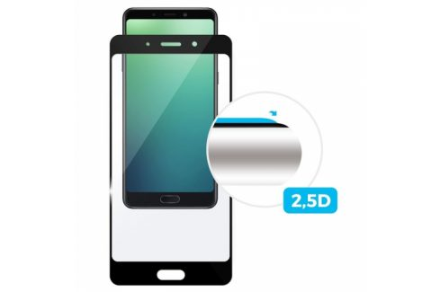 FIXED Full-Cover na Xiaomi Mi A2 Lite (FIXGF-330-BK) Ochranné fólie a skla pro mobilní telefony