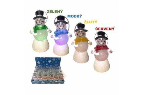 PAVEXIM Sněhulák - závěsná dekorace (422711) Vánoční osvětlení