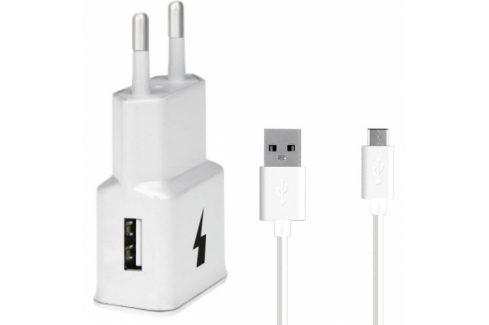 WG 1xUSB, QC 3.0 + USB-C kabel (6553) Nabíječky pro mobilní telefony - neoriginální