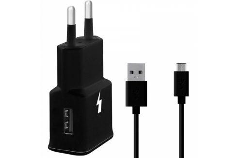 WG 1xUSB, QC 3.0 + USB-C kabel (6227) Nabíječky pro mobilní telefony - neoriginální
