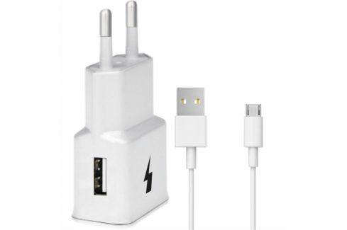 WG 1xUSB, QC 3.0 + Micro USB kabel (4792) Nabíječky pro mobilní telefony - neoriginální