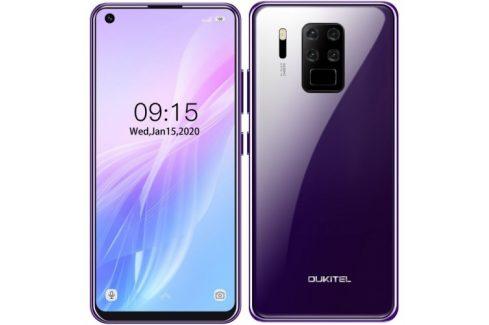 Oukitel C18 Pro (C18 Pro Purple) Mobilní telefony