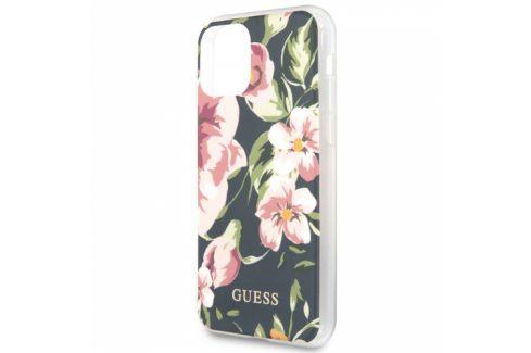 Guess Flower Shiny N.3 na Apple iPhone 11 (GUHCN61IMLFL03) Pouzdra na mobilní telefony