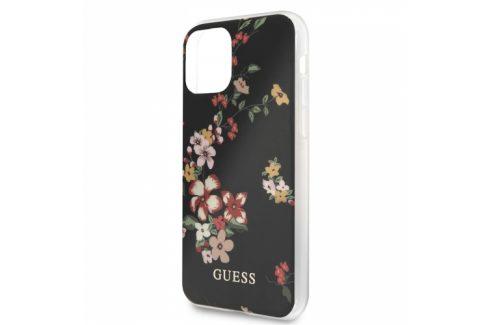 Guess Flower Shiny N.4 na Apple iPhone 11 (GUHCN61IMLFL04) Pouzdra na mobilní telefony