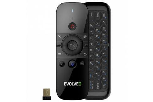 Evolveo FlyMotion D1, bezdrátová gyroskopická myš s klávesnicí (HMC-FLMD1) Dálkové ovladače