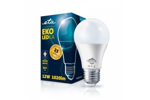 ETA EKO LEDka klasik 12W, E27, teplá bílá (A60W12WW) Žárovky