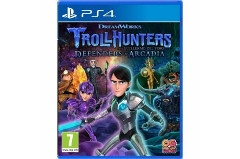 Bandai Namco Games Trollhunters: Defenders of Arcadia (5060528033008) Hry pro Playstation 4