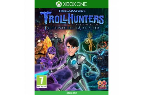 Bandai Namco Games Trollhunters: Defenders of Arcadia (5060528033152) Hry pro Xbox 360