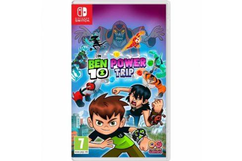 Bandai Namco Games Nintendo SWITCH Ben 10: Power trip! (5060528033435) Hry pro Nintendo Wii