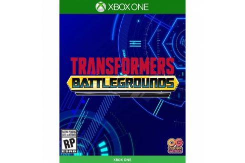 Bandai Namco Games Transformers: Battlegrounds (5060528033213) Hry pro Xbox 360