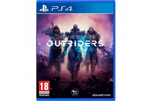 SQUARE ENIX PlayStation 4 Outriders Deluxe Edition (5021290086951) Hry pro Playstation 4