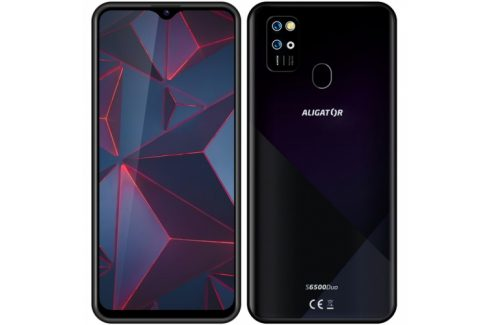 Aligator S6500 (AS6500BK) Mobilní telefony