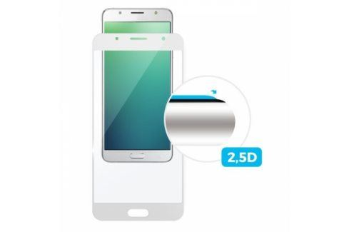 FIXED Full-Cover pro Nokia 6 (FIXGF-202-033WH) Ochranné fólie a skla pro mobilní telefony