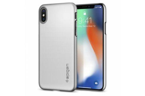 Spigen pro Apple iPhone X (HOUAPIPXSPSI) Pouzdra na mobilní telefony
