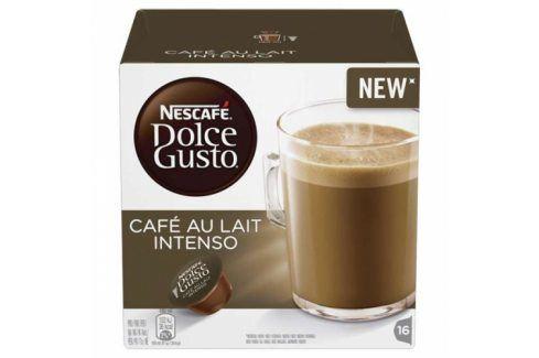 Nescafé Café au Lait Intenso Kapsle a káva