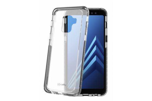 Celly Hexagon pro Samsung Galaxy A8 (2018) (HEXAGON705BK) Pouzdra na mobilní telefony