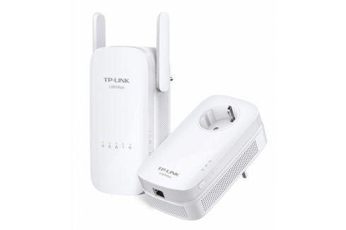 TP-Link TL-WPA8630KIT + IP TV na 1 měsíc ZDARMA (TL-WPA8630KIT) Síťové karty