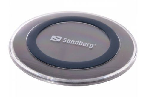 Sandberg Wireless Charger Pad, s funkcí rychlonabíjení (441-05) Nabíječky pro mobilní telefony - neoriginální