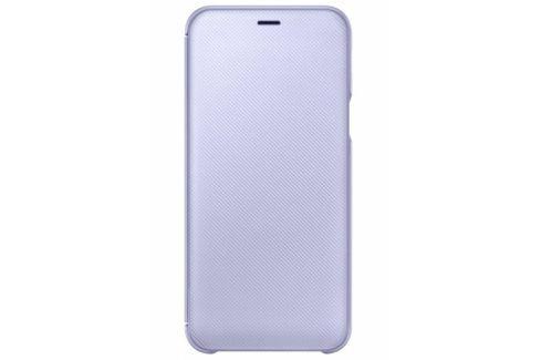Samsung Wallet Cover pro Galaxy A6 - levandulová (EF-WA600CVEGWW) Pouzdra na mobilní telefony