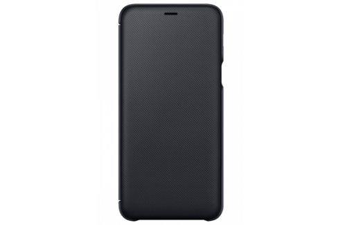 Samsung Wallet Cover pro Galaxy A6+ (EF-WA605CBEGWW) Pouzdra na mobilní telefony
