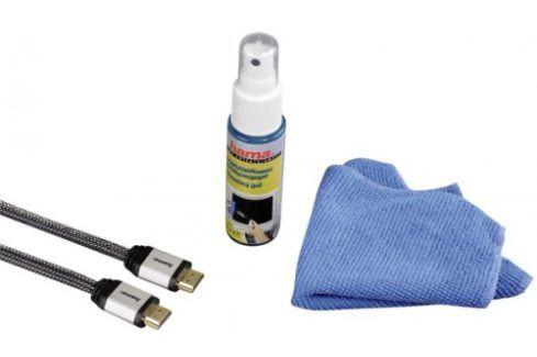 Hama HDMI 1.4, 1,5m + čisticí gel a utěrka (56562) Propojovací kabely a redukce