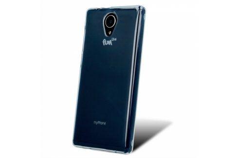 myPhone Fun LTE (TPUMYAFUNLTESITRWH) Pouzdra na mobilní telefony