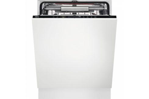 AEG FSE63807P Vestavné myčky nádobí