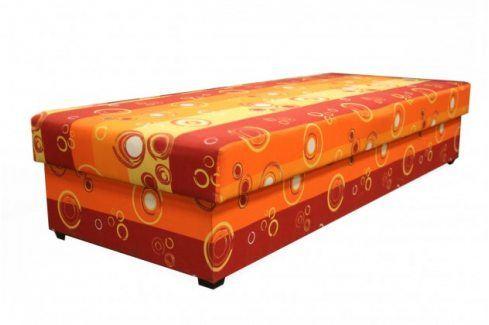 Válenda Iveta - 80x200 (oranžová) Válendy