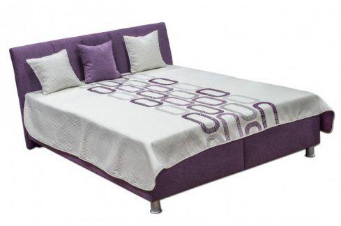 Čalouněná postel Columbia - 160x200 cm Postele