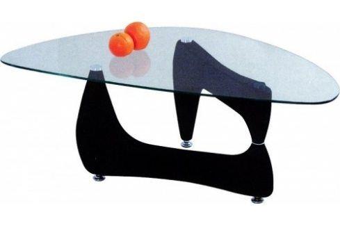 Konferenční stolek Karen (wenge) Konferenční stolky