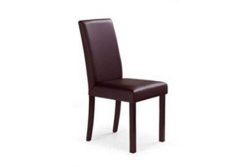 Jídelní židle Nikko hnědá Židle