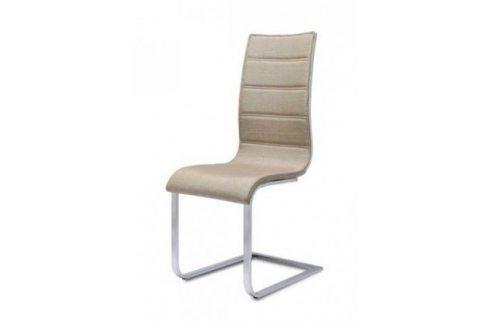 Jídelní židle K104 béžová Židle