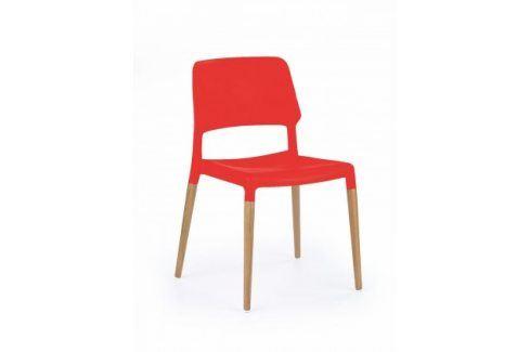 K163 (červená) Židle
