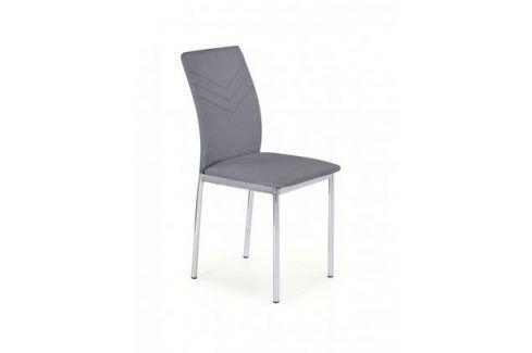 Jídelní židle K137 (šedá) Židle
