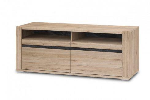 Minneota Typ 31 (dub sanremo pískový/břidlice) TV stolky
