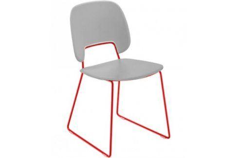 Jídelní židle Traffic-t bílá Židle