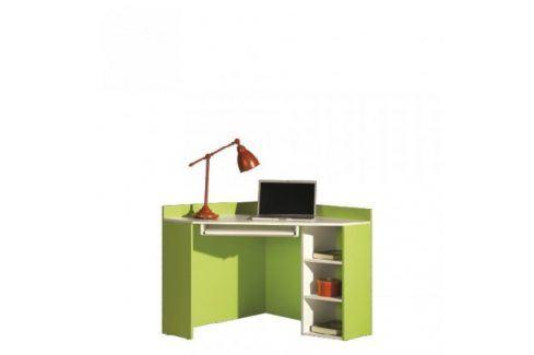 LABYRINT LA 17 (krémová/limetka) Dětské stoly a židle
