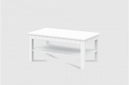 Konferenční stolek Tampere - Typ 45 (bílá arctic) Konferenční stolky