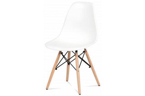 Jídelní židle Mila bílá Židle