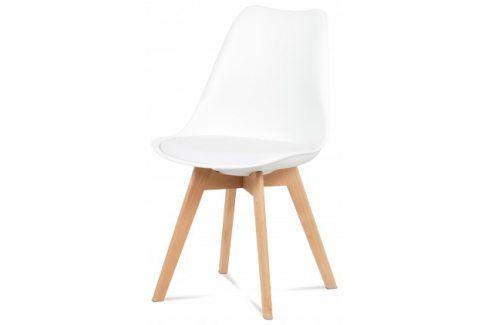 Jídelní židle Lina bílá Židle