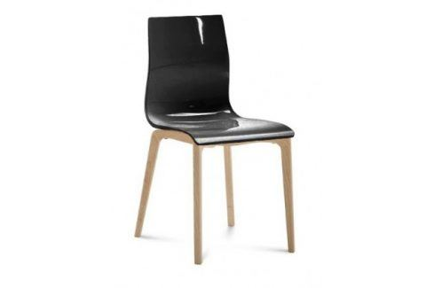 Jídelní židle Gel-l černá Židle