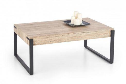 Konferenční stolek Capri (hnědá) Konferenční stolky
